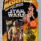 Star Wars Action Masters Die Cast C-3PO MOC