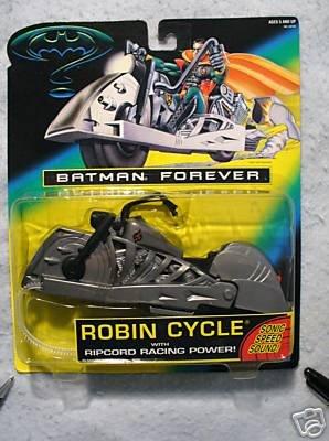 Batman Forever Robin Cycle MOC