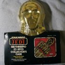 Star Wars Vintage C-3PO See-Threepio Case Sealed MIP