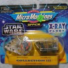 Star Wars 3  Micro Machines X-Ray Fleet Set III MOC
