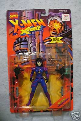 X-Men X Force Domino Toy Biz MOC