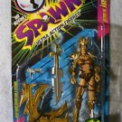 McFarlane Spawn Tiffany Red w/Striped Card MOC
