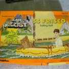 Land of the Lost SS Frisco Raft  RARE