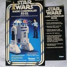 Star Wars Vintage Radio Controlled R2-D2 Sealed MIB