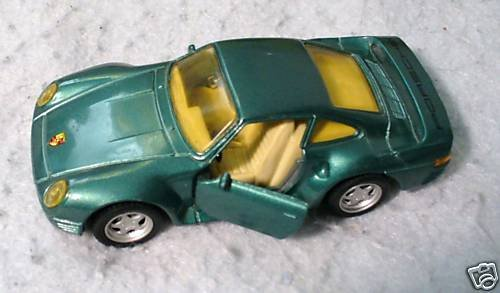 Maisto Porsche 959 1/30 Diecast