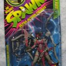 McFarlane Spawn Widow Maker  Gray MOC