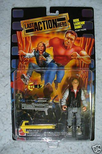 LAST ACTION HERO Hook Launchin Danny MOC