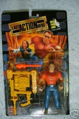 LAST ACTION HERO Heat Packin Jack Slater MOC