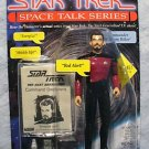 Star Trek Riker Space Talk Series Playmates MOC