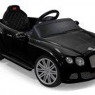 RASTAR Bentley GTC 2-In-1 Ride On Toy ABS Play Car Black