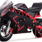 Super Pocket Bike California 36V Red Electric MOTOTEC Age 13+