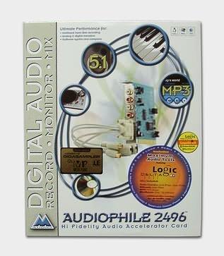 M-AUDIO Audiophile 2496 5.1
