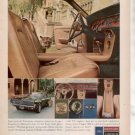 1967 1968 MERCURY COUGAR VINTAGE CAR AD