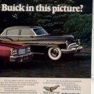 1976 BUICK REGAL VINTAGE CAR AD 2-PAGE
