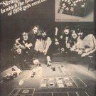 BAD COMPANY STRAIGHT SHOOTER PROMO AD 1975