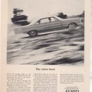 1965 FORD GALAXIE 500 XL VINTAGE CAR AD