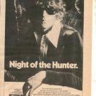 1975 IAN HUNTER NIGHT OF THE HUNTER TOUR AD