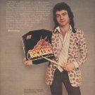 * 1979 TONY BROCK BABYS POSTER TYPE AD