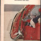* 1964 1965 MERCURY COMET CALIENTE PHOTO PRINT AD 2-PG