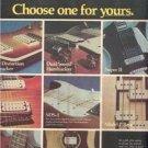 1978 DIMARZIO GUITAR AD