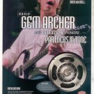 OASIS GEM ARCHER CELESTION POSTER TYPE AD