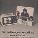 1975 TONY ORLANDO AND DAWN POSTER TYPE AD