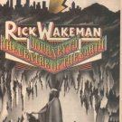 RICK WAKEMAN  JOURNEY TO THE CENTRE OF THE EARTH AD