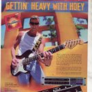 * GARY HOEY GHS GUITAR STRINGS AD