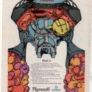 1968 PLYMOUTH CHRYSLER HEMI MOTOR AD
