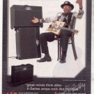 * BO DIDDLEY V-SERIES AMP AD