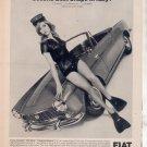 1966 FIAT SPIDER VINTAGE CAR AD