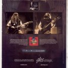 * LAMB OF GOD WILLIE ADLER MARK MORTON GHS GUITAR AD