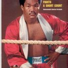 SPORTS ILLUSTRATED JUNE 18 1973 GEORGE FOREMAN
