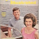 SPORTS ILLUSTRATED DEC 26 1960 JOHN F KENNEDY