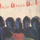 TOM PETTY YOU'RE GONNA GET IT POSTER TYPE AD