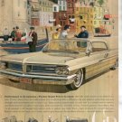 * 1962 PONTIAC GRAND PRIX PHOTO PRINT AD