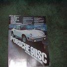 1977 PORSCHE 911SC VINTAGE CAR AD