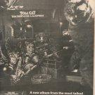 1975 TOM SCOTT & THE LA EXPRESS POSTER TYPE AD