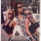 * KISS GENE SIMMONS DRAGONFLY CLOTHING AD