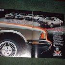 1982 1983 BUICK REGAL RIVIERA CENTURY CAR AD T-TYPES