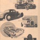 ARGENT NEXUS POSTER TYPE AD 1974