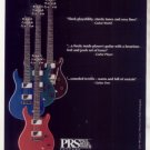* SANTANA SE GUITAR AD PRS PAUL REED SMITH