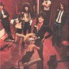 1979 REO SPEEDWAGON NINE LIVES POSTER TYPE AD