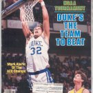 * 1986 SPORTS ILLUSTRATED MARK ALARIE DUKE NCAA