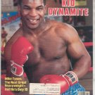 * 1986 SPORTS ILLUSTRATED MIKE TYSON KID DYNAMITE