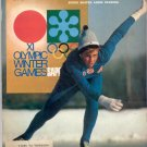 * 1972 SPORTS ILLUSTRATE​D ANNIE HENNING OLYMPICS