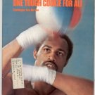 * 1976 SPORTS ILLUSTRATE​D KEN NORTON ALI