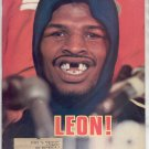 * 1978 SPORTS ILLUSTRATED LEON SPINKS ALI