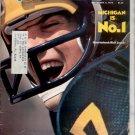 * 1976 SPORTS ILLUSTRATED MICHIGAN #1 RICK LEACH