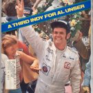 * 1978 SPORTS ILLUSTRATE​D AL UNSER WINS 3RD INDY